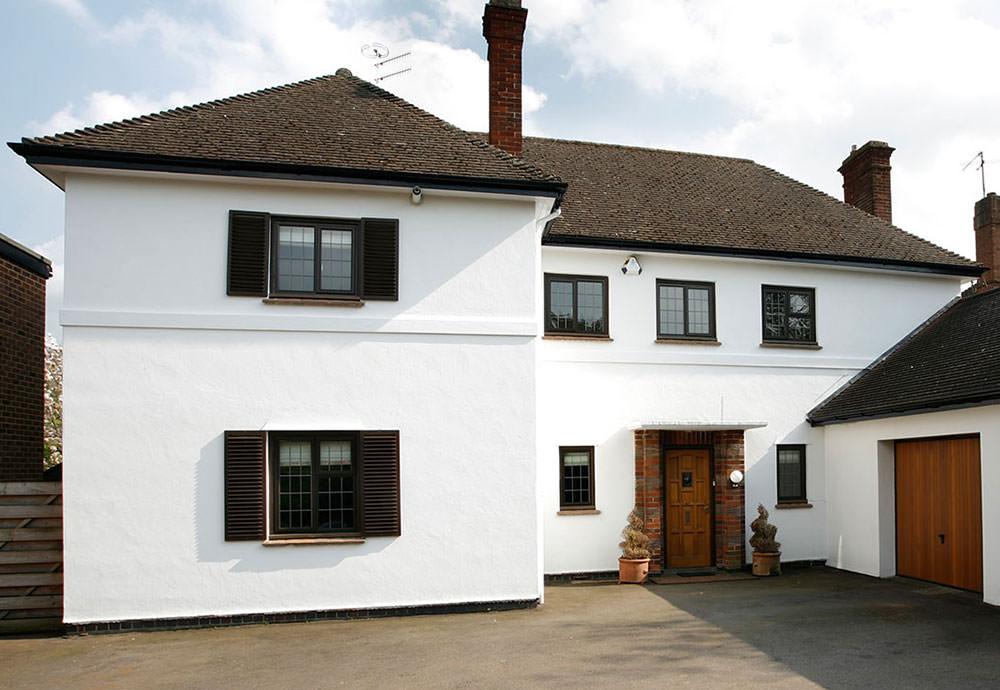 Aluminium windows milton keynes buckinghamshire online for House windows online