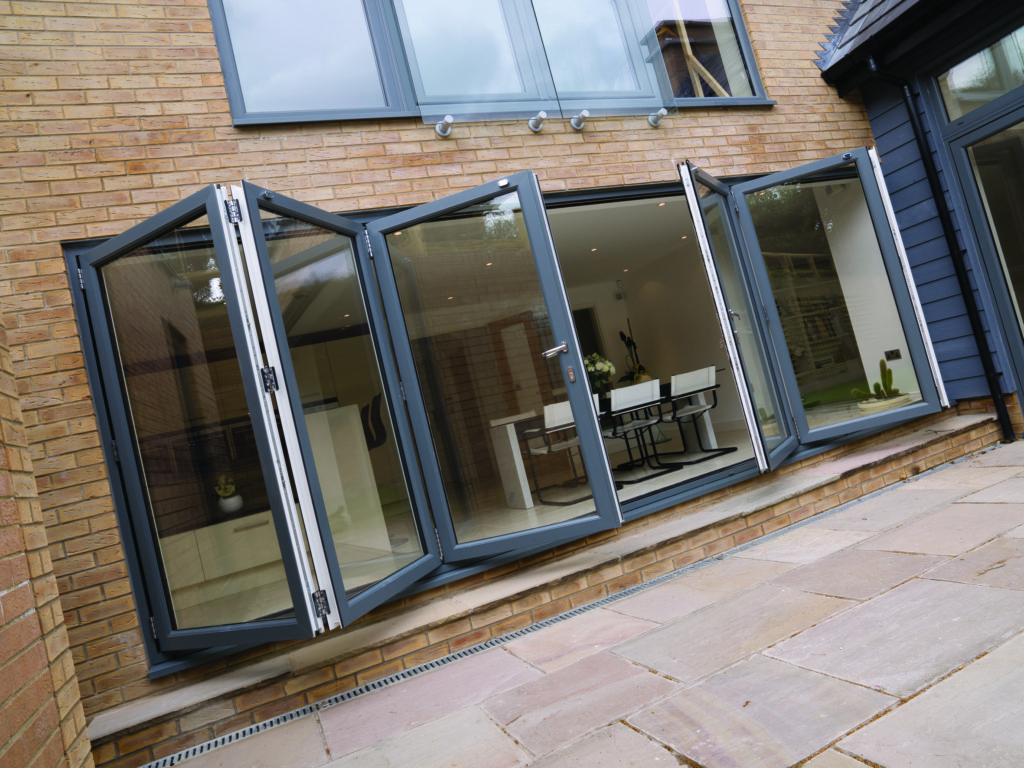 Bi-fold doors Buckinghamshire - Window Installation Services