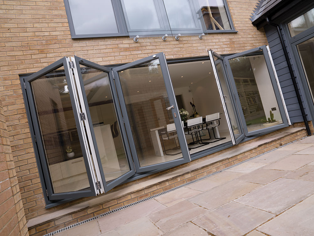 We have an exciting announcement for anyone tempted by Aluminium Bi-Fold  doors this summer. It is now possible for