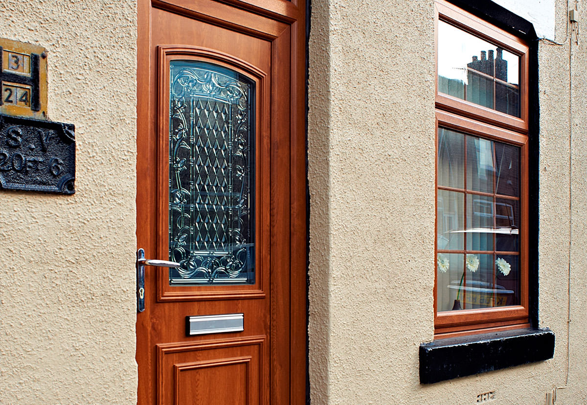 uPVC Doors Milton Keynes | WIS | uPVC Front & Back Door Prices