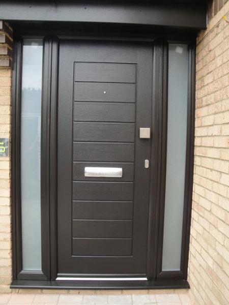 composite front doors milton keynes