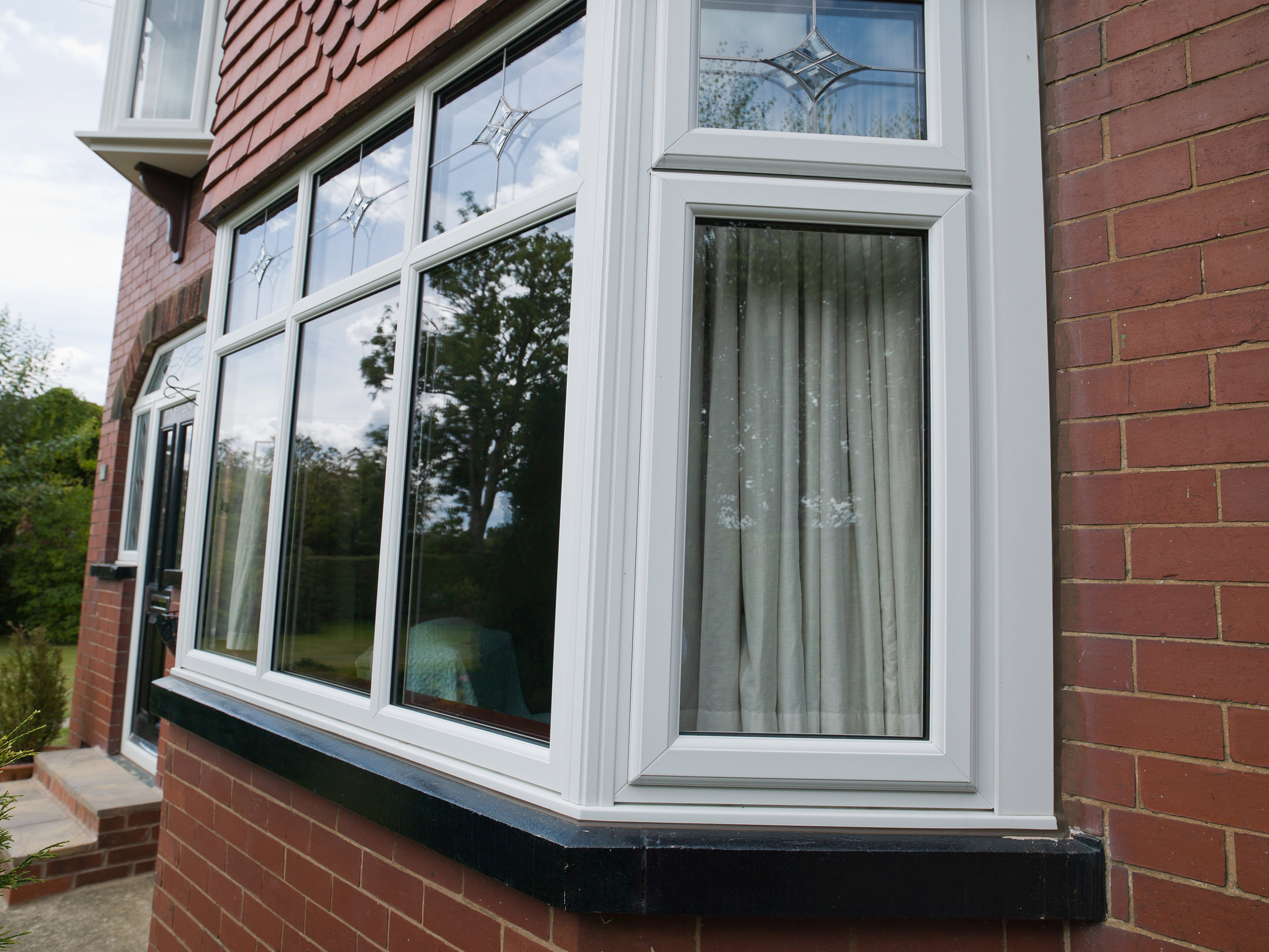 Upvc Bay Amp Bow Windows Milton Keynes Wis Double