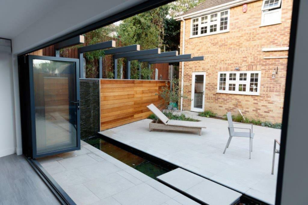 Garden room & bi-fold doors milton keynes