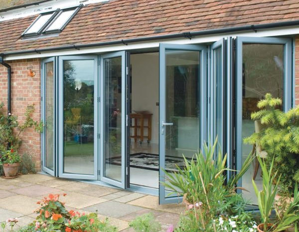 Aluminium Bi-Fold Doors Basingstoke