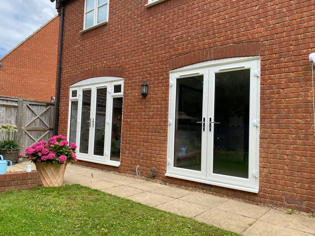 french doors cost milton keynes